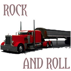 Rock And Roll Red