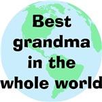 Best Grandma In The Whole World