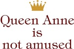 Personalized Queen Not Amused