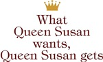 Personalized What Queen Wants