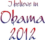 I Believe In Obama 2012