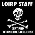 LOIRP Technoarchaeologist