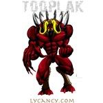 Tooplak - Character Display Piece