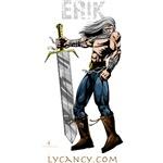 Erik - Character Display Piece