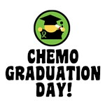 Chemo Graduation Day Lymphoma T-Shirts & Gifts