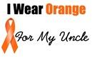 I Wear Orange For My Uncle