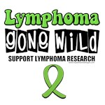 Lymphoma Gone Wild T-Shirts & Gifts