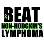 Beat Non-Hodgkin's Lymphoma T-Shirts & Gifts