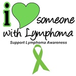I Love Some With Lymphoma T-Shirts & Gifts