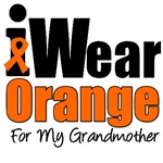 I Wear Orange For My Grandmother T-Shirts