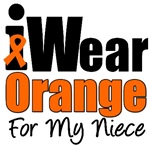 I Wear Orange For My Niece T-Shirts & Gifts