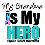 Grandma Thyroid Cancer Hero T-Shirts & Gifts