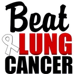 Beat Lung Cancer T-Shirts, Apparel & Gifts