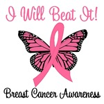 I Will Beat It Breast Cancer T-Shirts