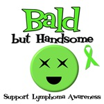 Bald But Handsome Lymphoma T-Shirts