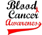 Blood Cancer Awareness Grunge T-Shirts & Gifts
