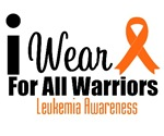 I Wear Orange For All Warriors T-Shirts & Gifts