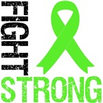 Lymphoma Fight Strong Grunge Shirts & Gifts