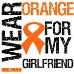 I Wear Orange For My Girlfriend Shirts & Gifts