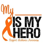 Leukemia Hero Shirts & Gifts