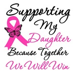 Breast Cancer Support (Daughter) Shirts & Gifts