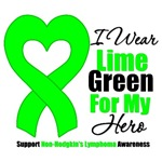 Non-Hodgkin's Lymphoma Hero Shirts & Gifts