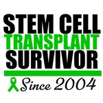 Stem Cell Transplant Survivor Since 2004 T-Shirts