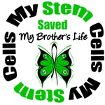 My Stem Cells Saved My Brother's Life Shirts