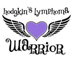 Hodgkin's Lymphoma Warrior Fighter Tattoo Shirts