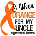 I Wear Orange For My Uncle Shirts &amp; Gifts