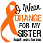 I Wear Orange For My Sister Shirts &amp; Gifts