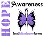 Hodgkin's Lymphoma Awareness Hope T-Shirts & Gifts