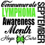 Commemorate Lymphoma Awareness Month T-Shirts