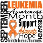 Leukemia Awareness Month Tribute Shirts & Gifts