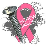 Screw Breast Cancer Shirts, Merchandise and Gifts