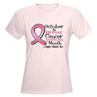 October is Breast Cancer Month Shirts