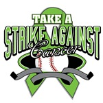 Take a Strike Against Lymphoma Shirts and Apparel