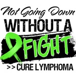 Lymphoma Not Going Down