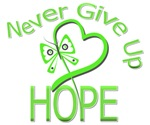 Never Give Up Hope Lymphoma