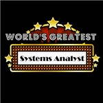 World's Greatest Systems Analyst
