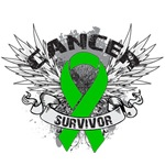 Grunge Survivor Bile Duct Cancer