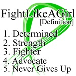 Fight Like a Girl Definition