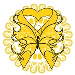 Neuroblastoma Butterfly Shirts, Apparel and Gifts