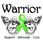 Warrior Ribbon Lymphoma T-Shirts and Gifts
