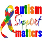 Autism Support Matters Shirts and Gifts