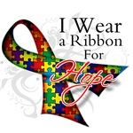 For Hope - Autism Ribbon Shirts and Gifts