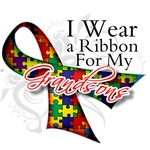 For My Grandsons - Autism Shirts and Gifts