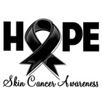 Hope Skin Cancer Shirts and Gifts