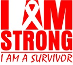 I am Strong Blood Cancer Shirts