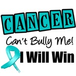 Ovarian Cancer Can't Bully Me Shirts